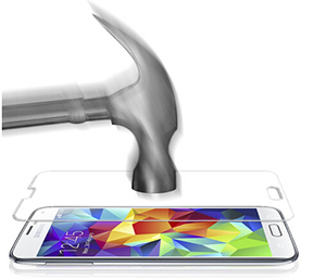 Shatter-Proof Tempered Glass Screen Protector for Samsung Note 5