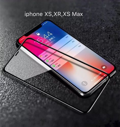 3D Tempered Glass for iPHONE XS ,XR,XS,MAX