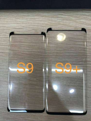 3D Curved Tempere Glass Screen Protector for S9