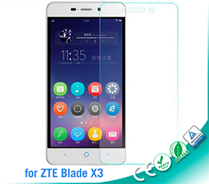 2.5D Tempered Glass Screen Protector for Blade X3