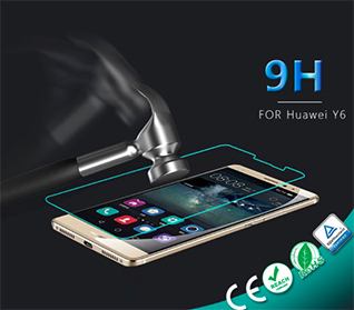 Japanese Tempered Glass Screen Protector for Huawei Y6